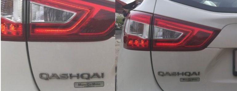 Кузовной ремонт Nissan