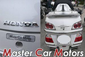 Кузовной ремонт Honda