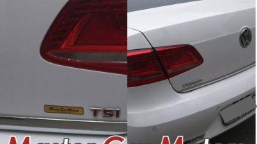 Кузовной ремонт Volkswagen Passat